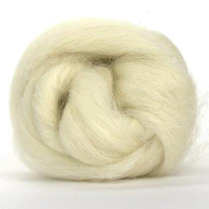 Icelandic Ecru-Wool Top