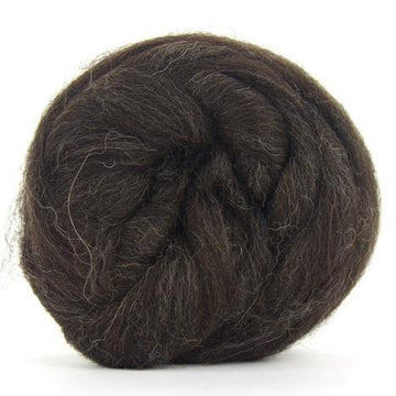 Shetland Black-Wool Top