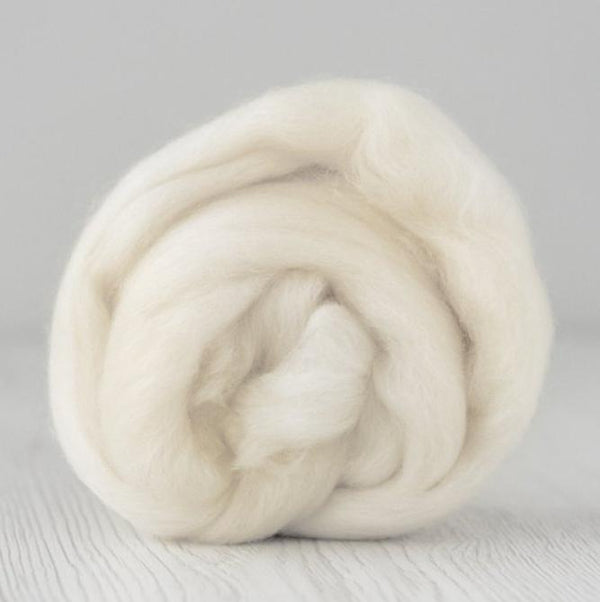 Extra Superfine Merino Natural White