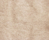 NZ Perendale Wool Carded Batt - Flesh-7 oz