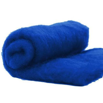 NZ Perendale Wool Carded Batt - Fusion-7 oz