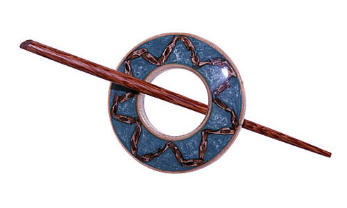 Royal Elepante Shawl Pin