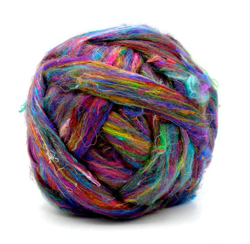Sari Silk Technicolour