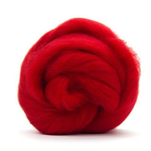 Superfine Merino Wool-Scarlet