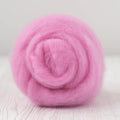 Superfine Merino Carded Batt-Cyclamen