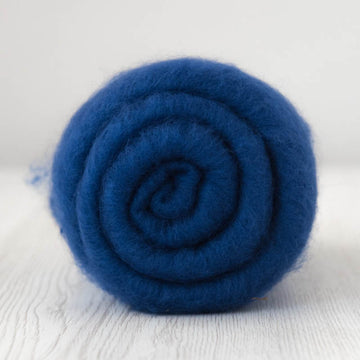 Superfine Merino Carded Batt-Evening