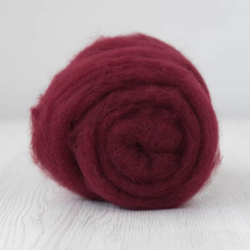 Superfine Merino Carded Batt-Soft Fruit