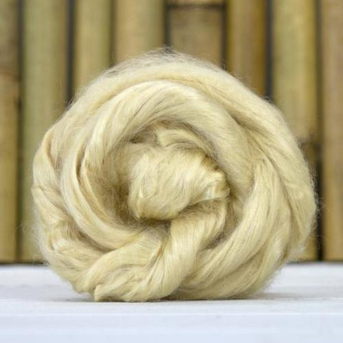 Tussah Silk Top - Natural