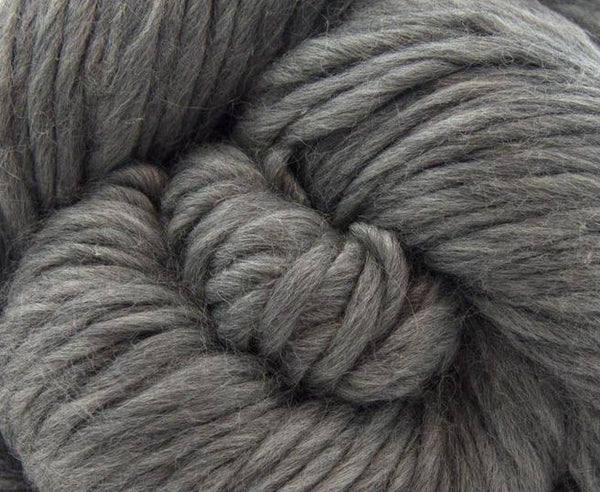 Grey Merino Super Chunky Yarn