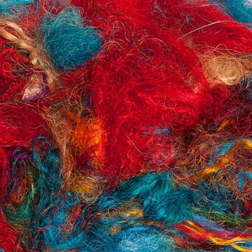 Recycled Sari Silk