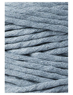 Macrame Cord 5mm Raw Denim