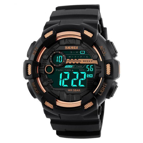 Montre TACTIQUE LED