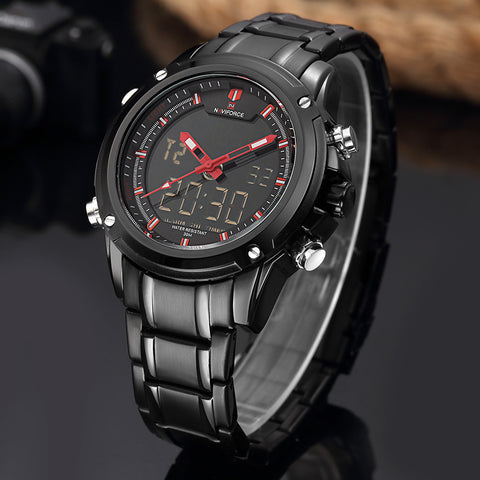 Montre NAVIFORCE LED Luxe