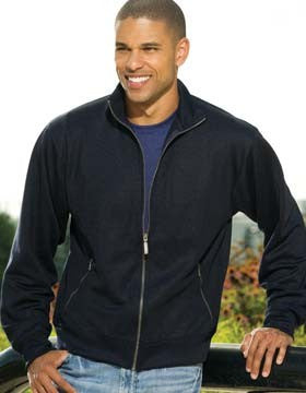 #06 33579 ZIP-UP TRACK JACKET (UNISEX)