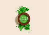 Green Apple Eye Shadow