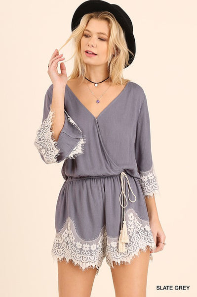 Forever Young Romper