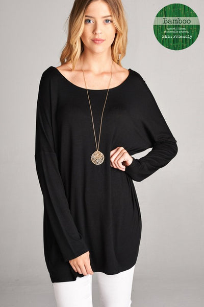 Night Out Bamboo Top
