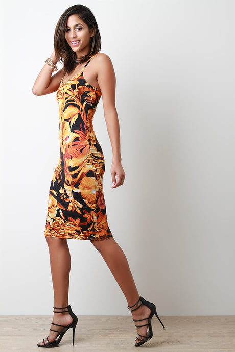 Tropical Story Dress