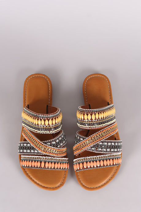 Tribal Land Sandal