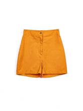 Short orange Jeanne - ARLETTE et PAULETTE