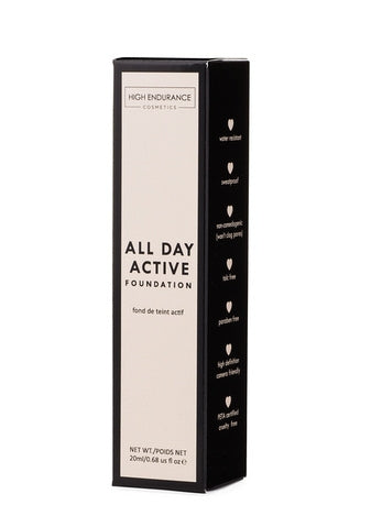 All Day Active Foundation