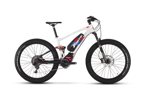 2017 XF1 - Casa 27.5+ Electric Mountainbike