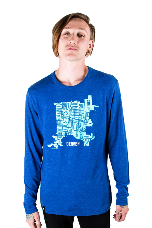 Denver Longsleeve shirt