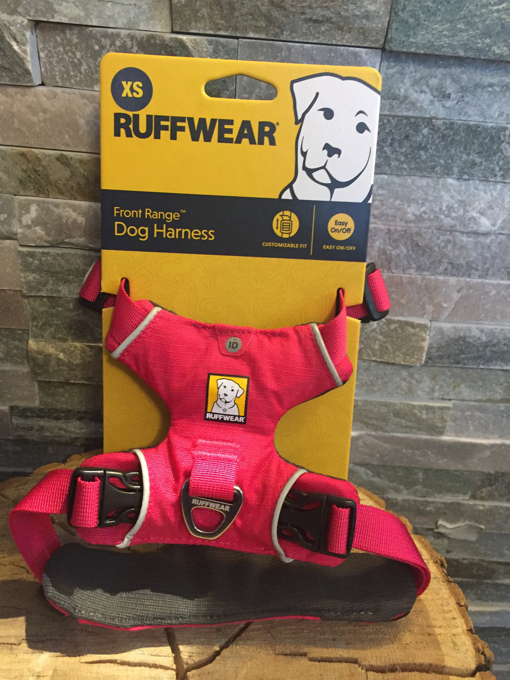 Ruffwear /  Dog Harness / Rose / XS