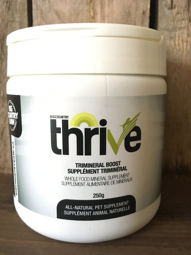 Trimineral boost supplement