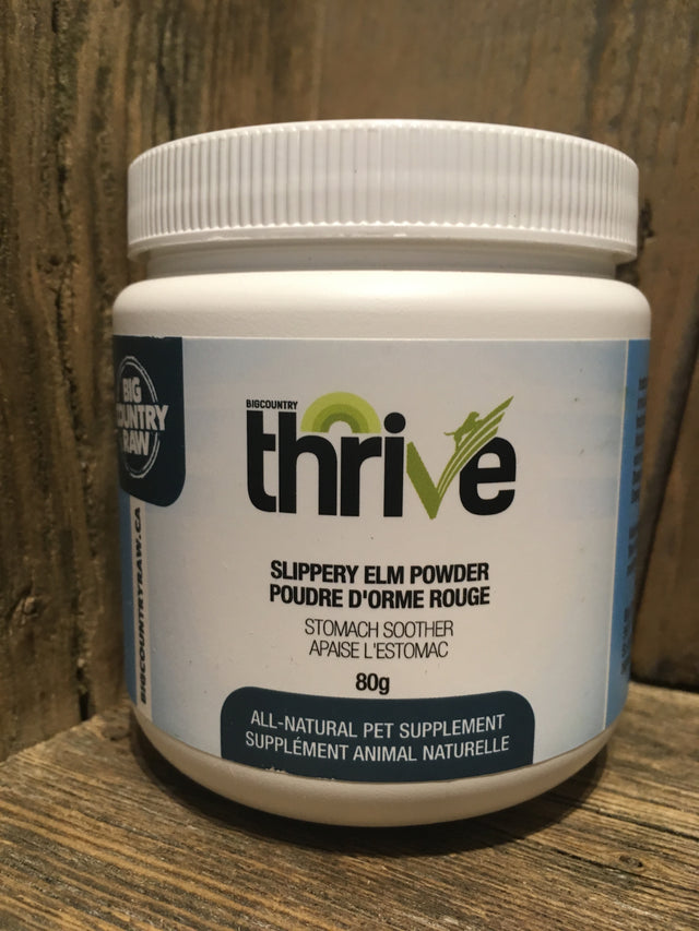 Orme rouge - Slippery elm powder - Thrive 80g