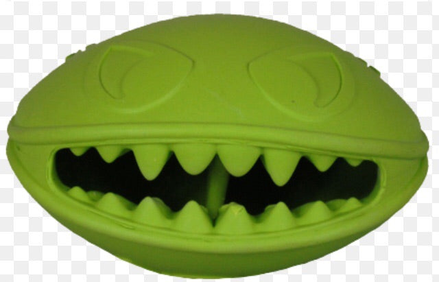 "JOLLY PETS \ Monster Mouth 3"" \ Green"