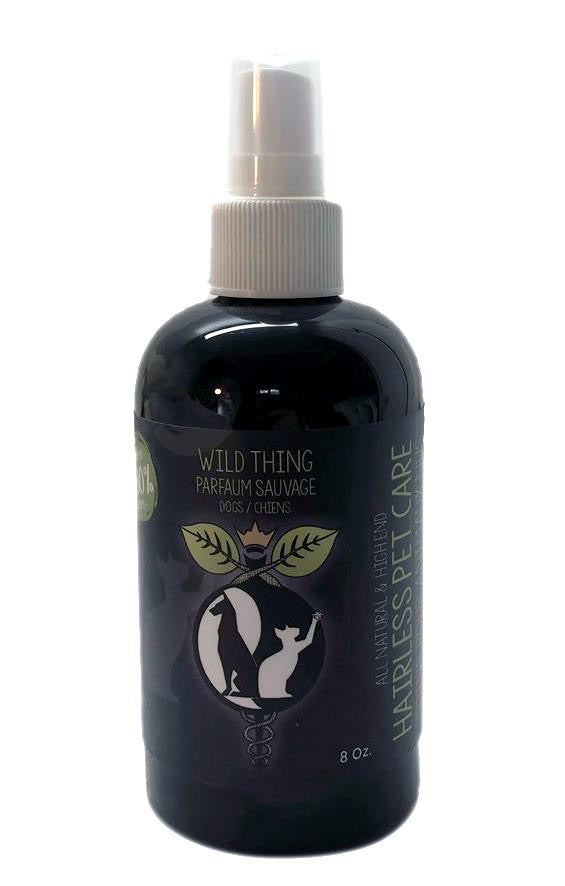 Parfum Sauvage Wild Thing for Dogs - 8oz