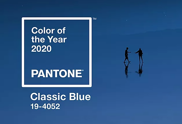 <center>PANTONE COLOUR OF THE YEAR 2020</center>