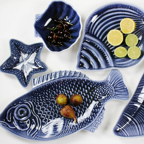 Our New Marine Inspired Pottery Range from the 'Little Venice' of Portugal