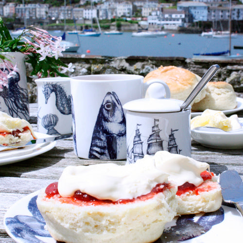 The Perfect Cornish Cream Tea
