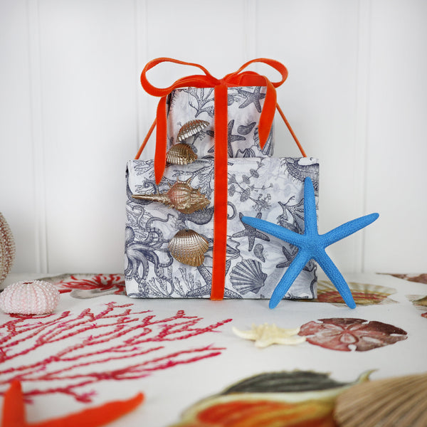 Wrapped weedding gift