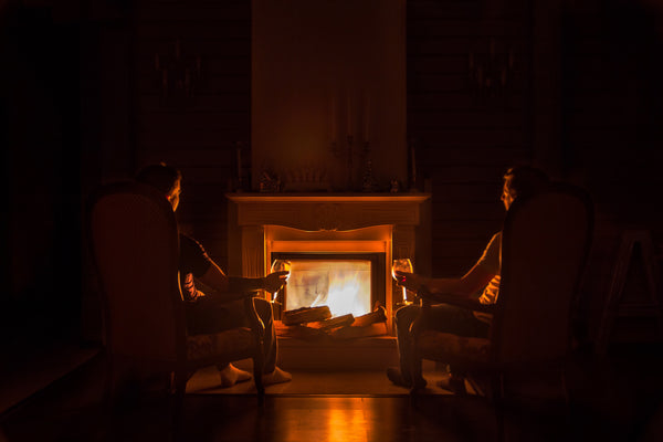 Cosy By fire