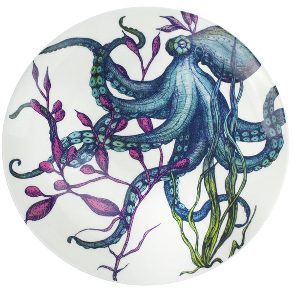 Bone China Reef Dinner Plate -Kitchen & Dining- Cream Cornwall