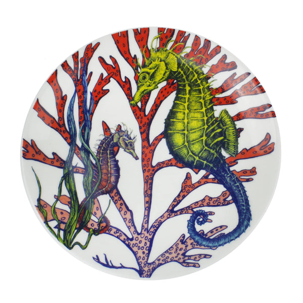 Bone China Reef Side Plate -Kitchen & Dining- Cream Cornwall
