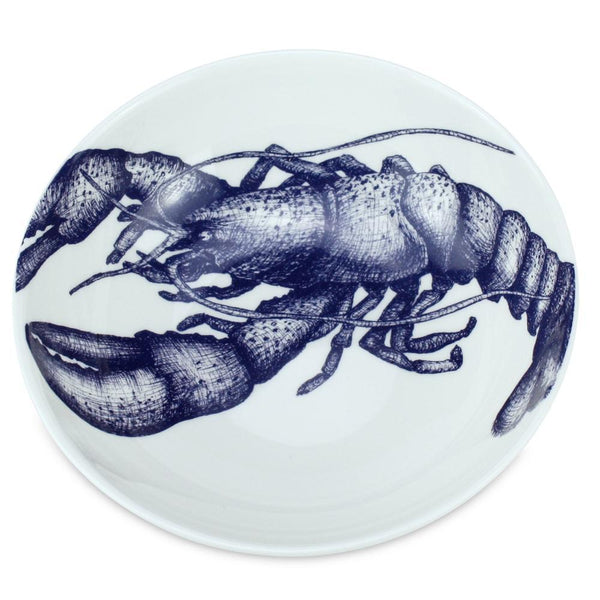 Bone China Lobster Bowl -Kitchen & Dining- Cream Cornwall