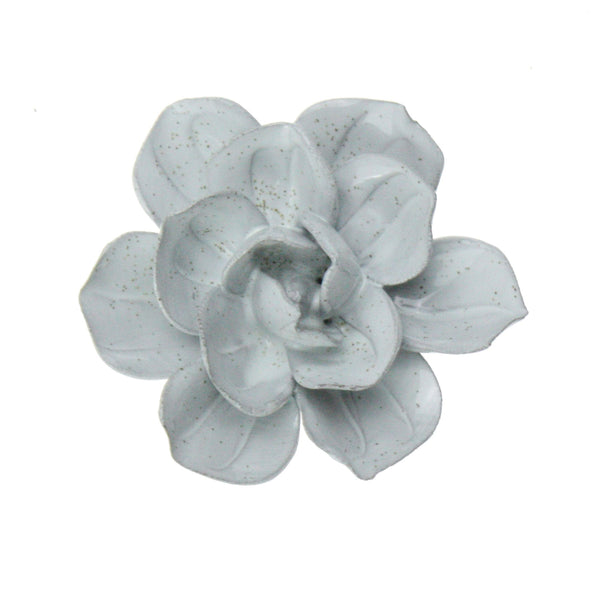 White Underwater Flower -Accessories- Cream Cornwall