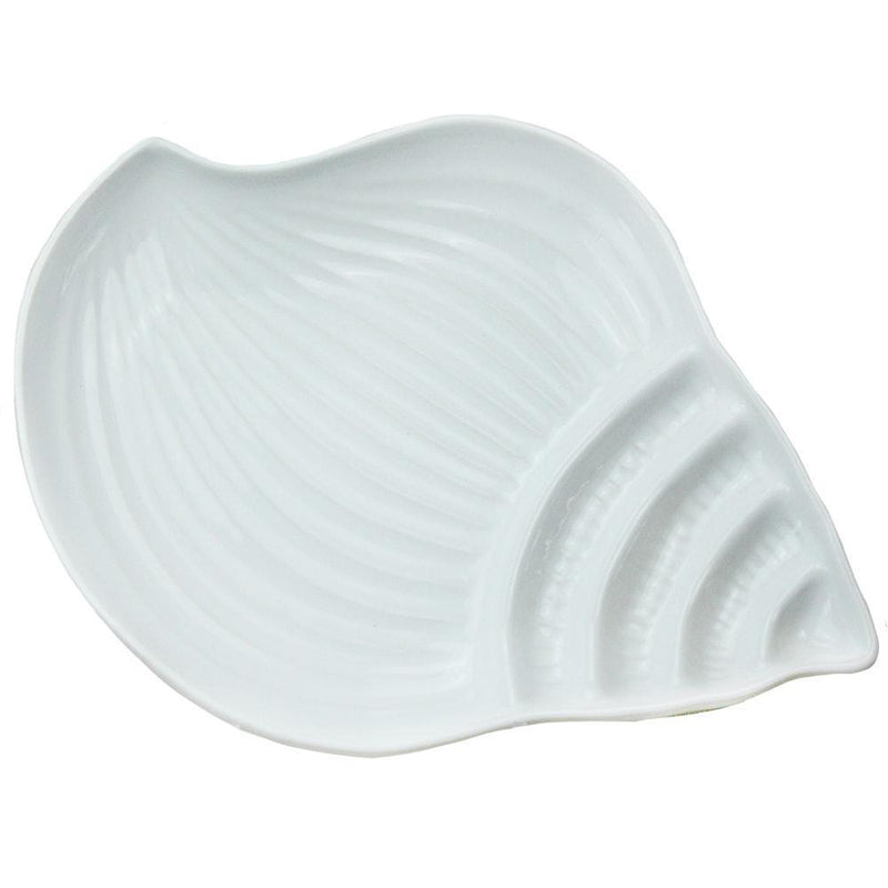 Conch Shell Dish -Kitchen & Dining- Cream Cornwall