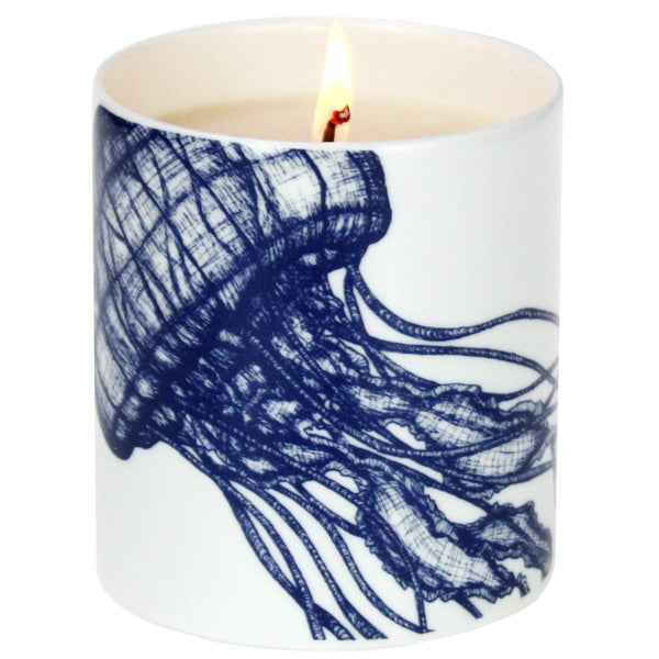 Fistral Candle -Accessories- Cream Cornwall