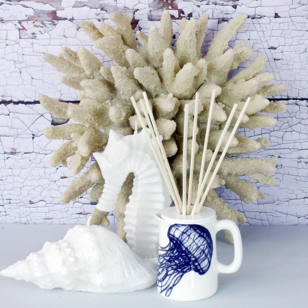 Fistral Reed Diffuser -Accessories- Cream Cornwall