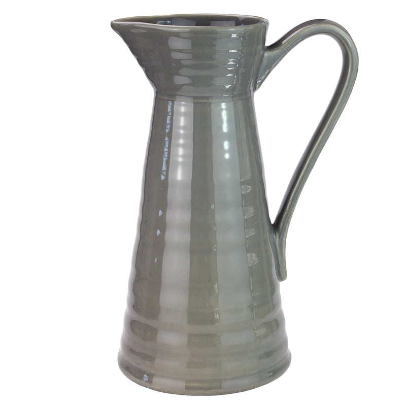 Roseland Tall Pitcher -Accessories- Cream Cornwall