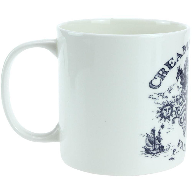 Pint Mug - Falmouth -Kitchen & Dining- Cream Cornwall