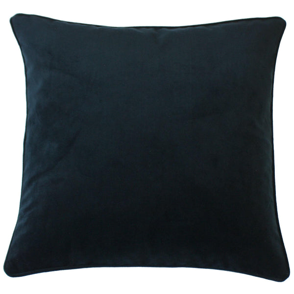 Velvet Cushion Cover- Navy -Homeware- Cream Cornwall