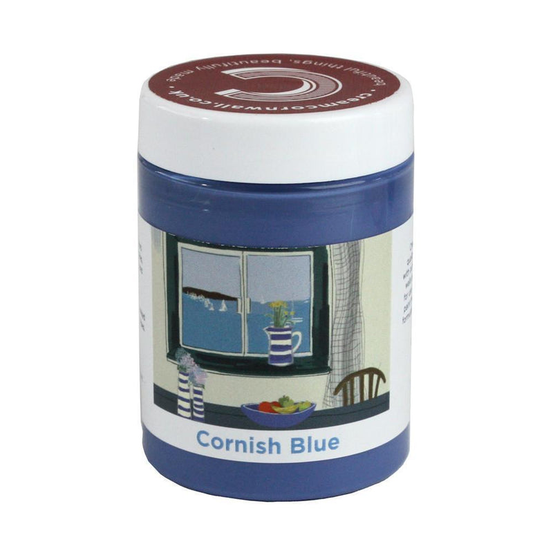 Paint - Cornish Blue -Accessories- Cream Cornwall