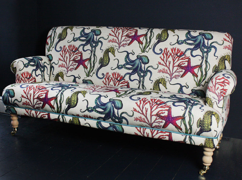 Reef Sofa -Furniture- Cream Cornwall