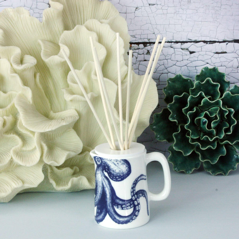 Storm Brewing Reed Diffuser -Accessories- Cream Cornwall